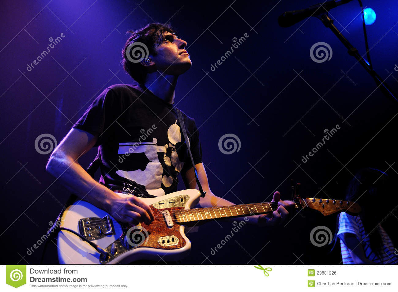 The Pains Of Being Pure At Heart Band Performs At Apolo ...