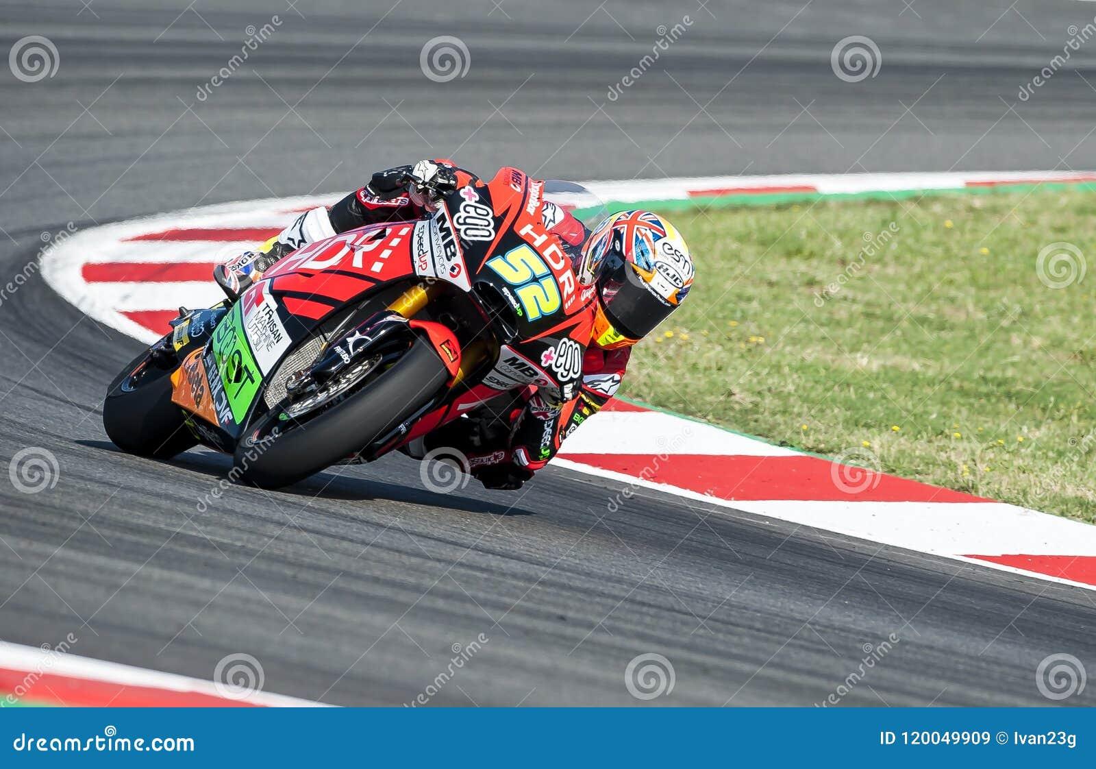 Gp Catalunya Motogp 2018 Editorial Stock Image Image Of Rider