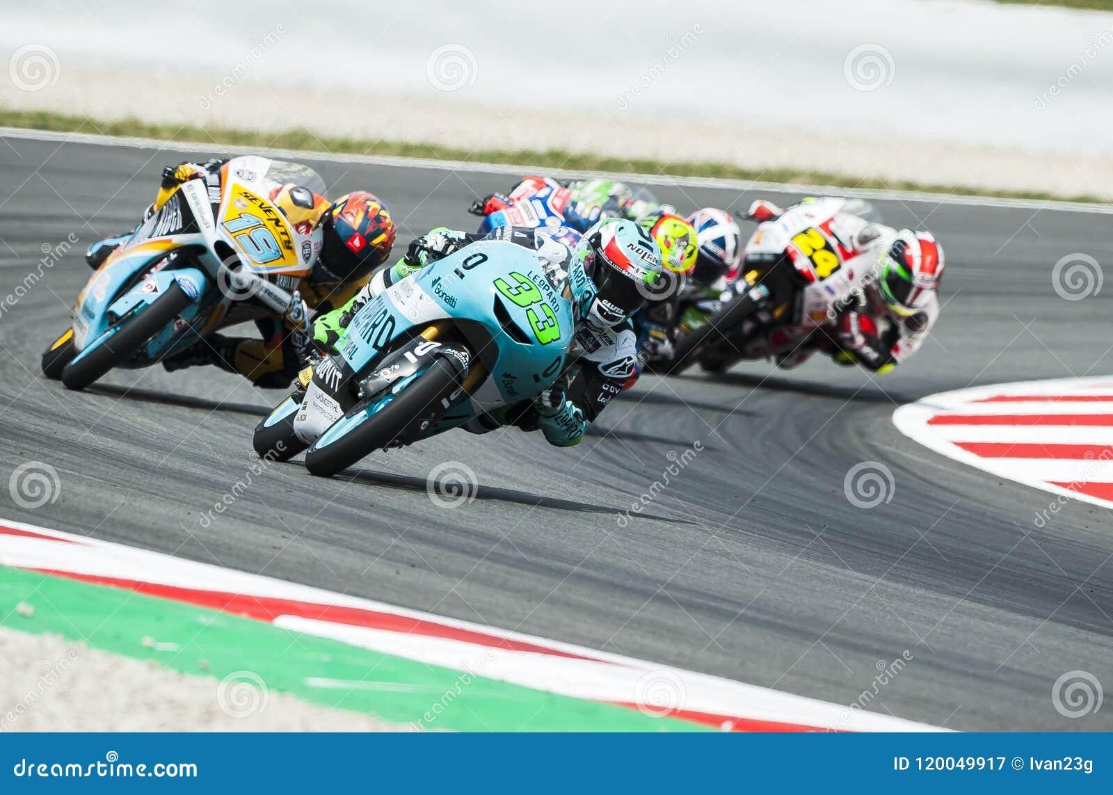 Gp Catalunya Motogp 2018 Editorial Photography Image Of Event
