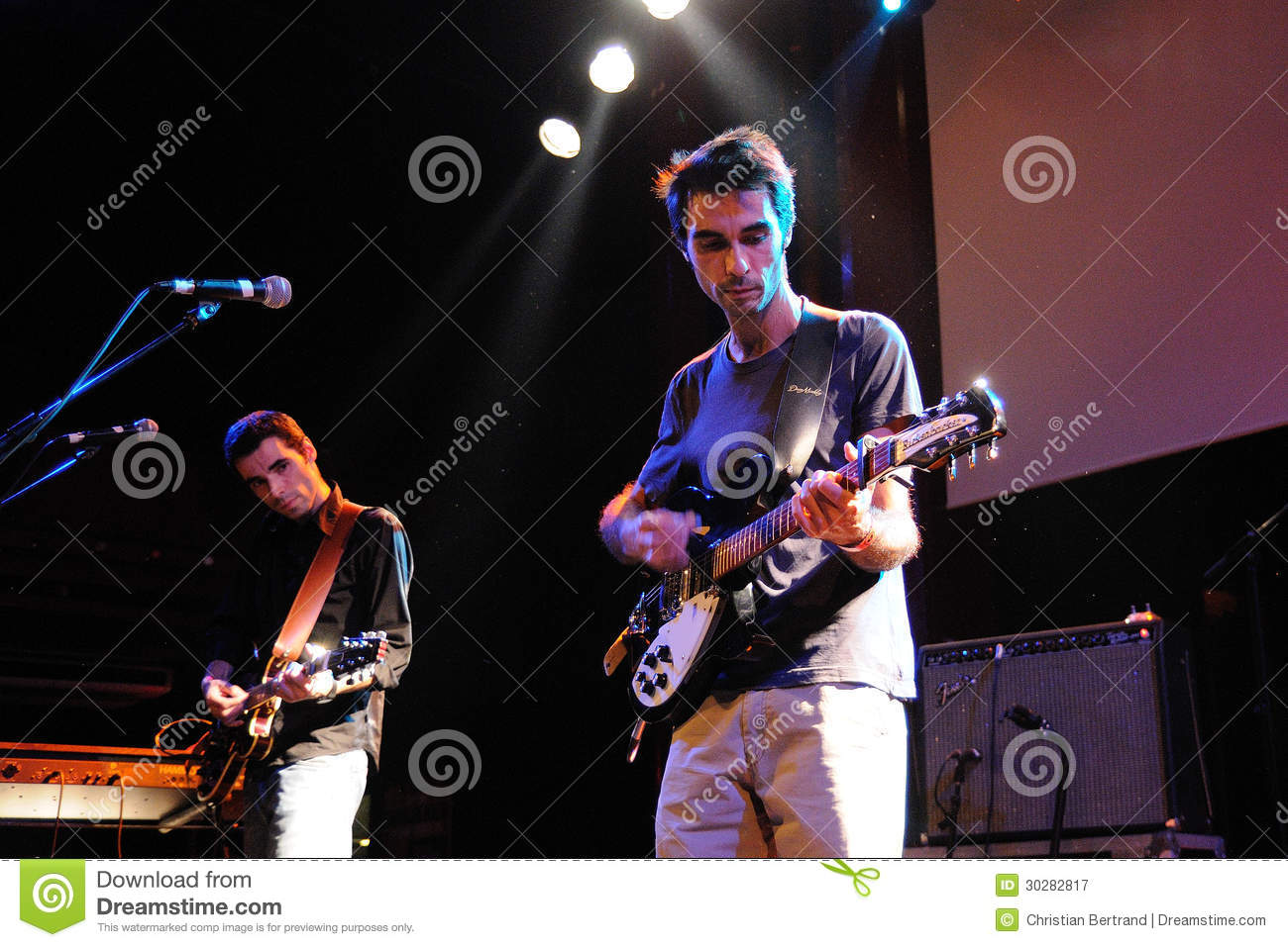 Ama band performs at apolo editorial photography image - Ama barcelona ...
