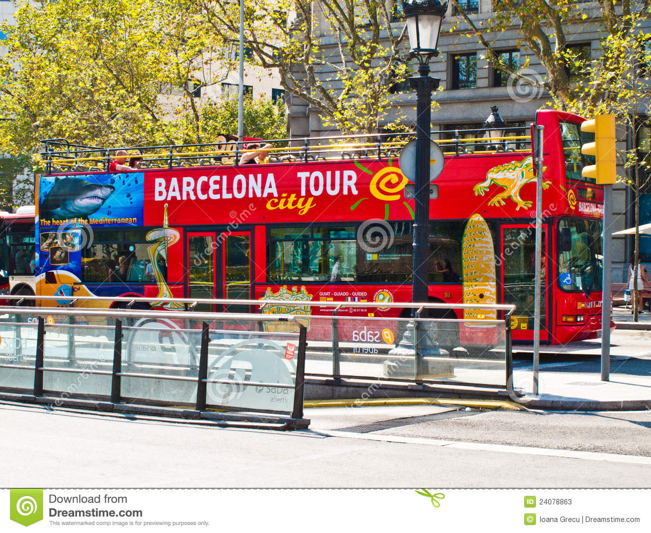 Barcelona bus tours coupons
