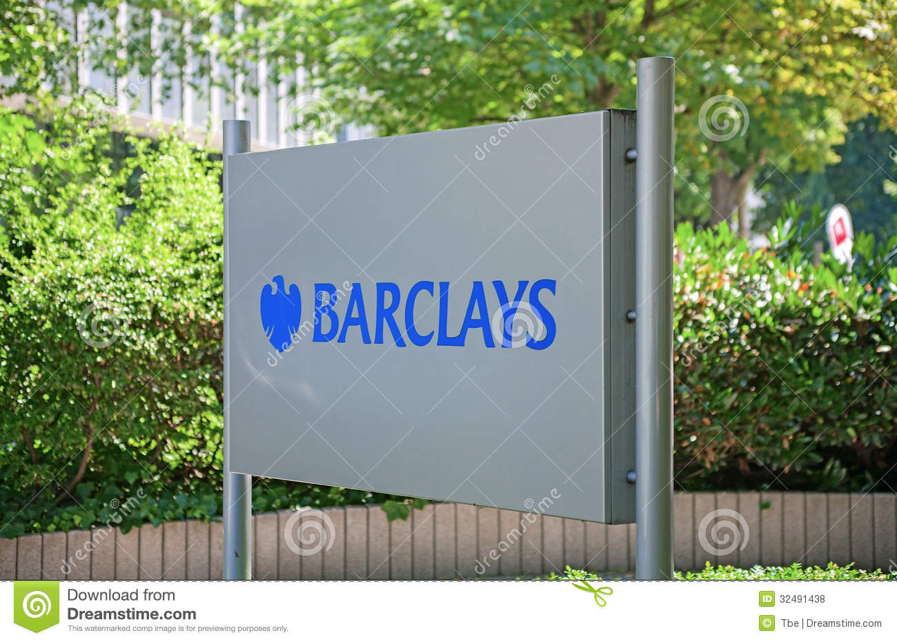 barclay bank frankfurt