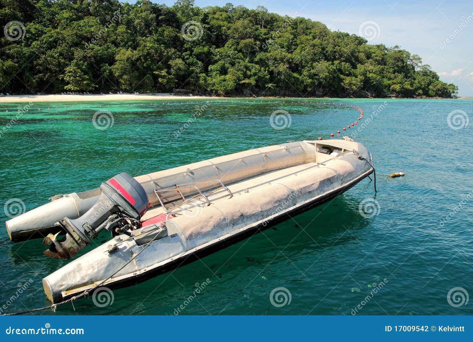 Barco da velocidade