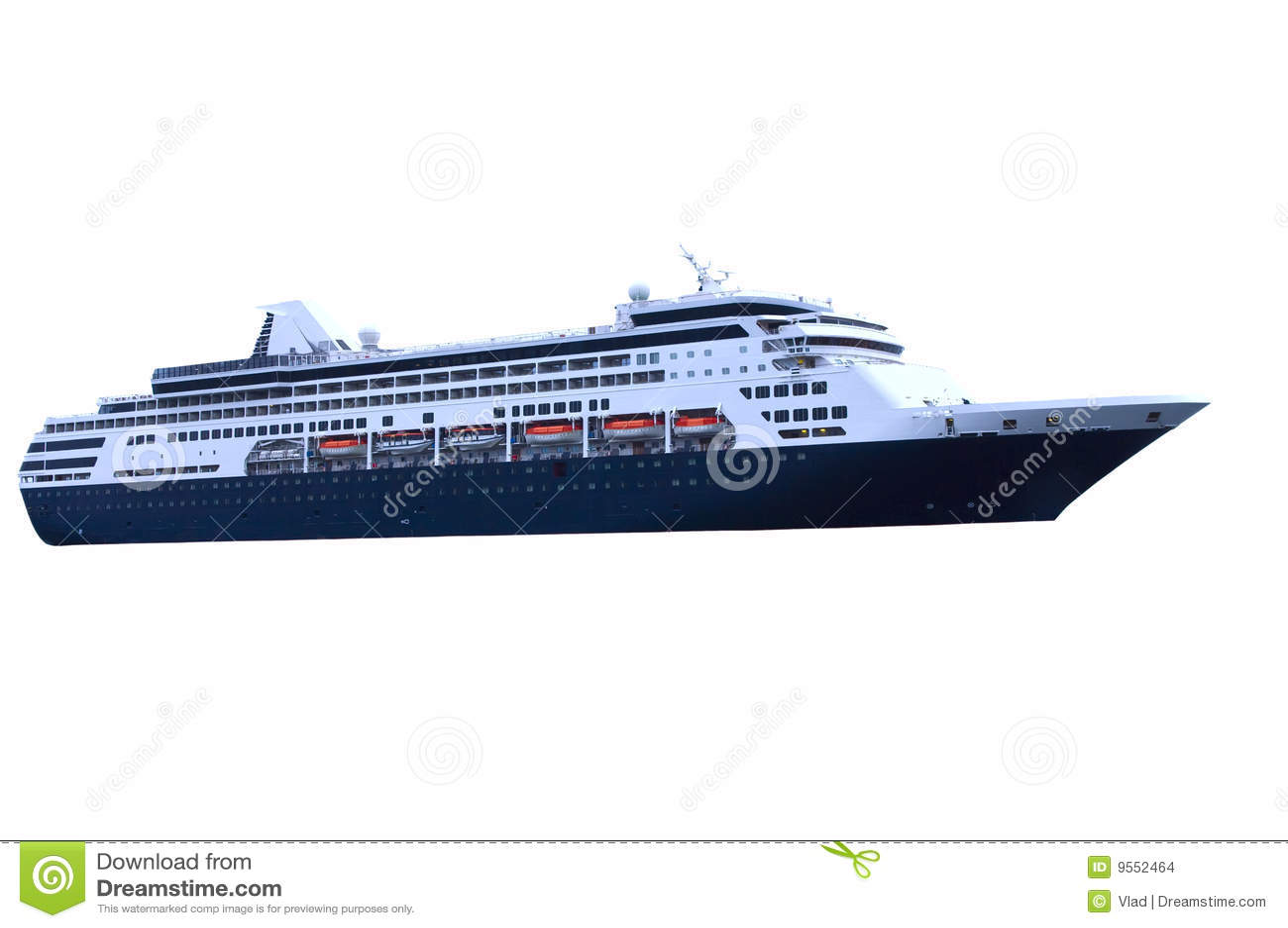 Barco de cruceros azul foto de archivo. Imagen de marina - 9552464