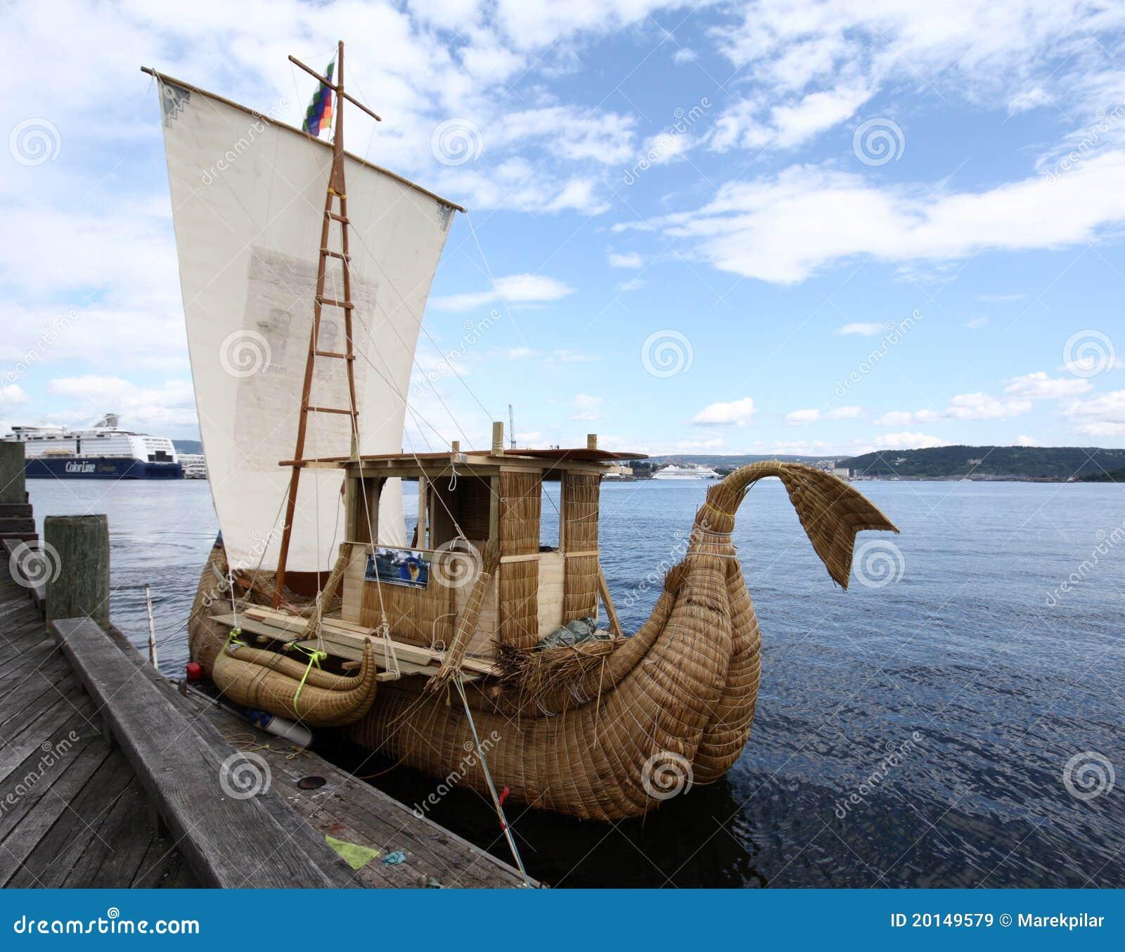 Barco de lámina