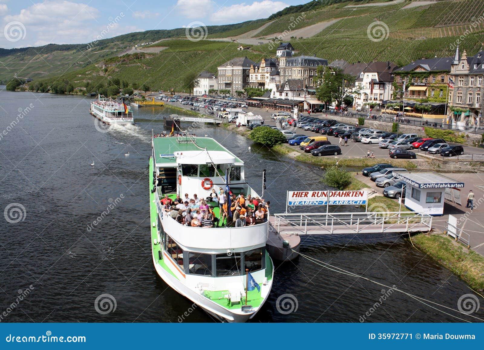 Barco de la travesía