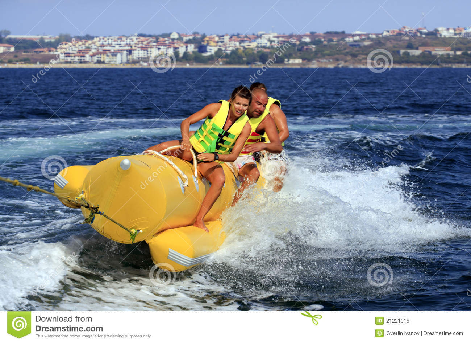 Barco de plátano
