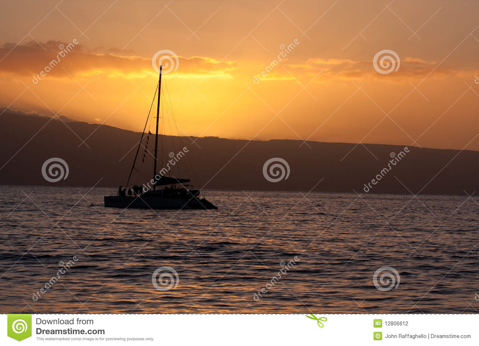 Barco de Sundset