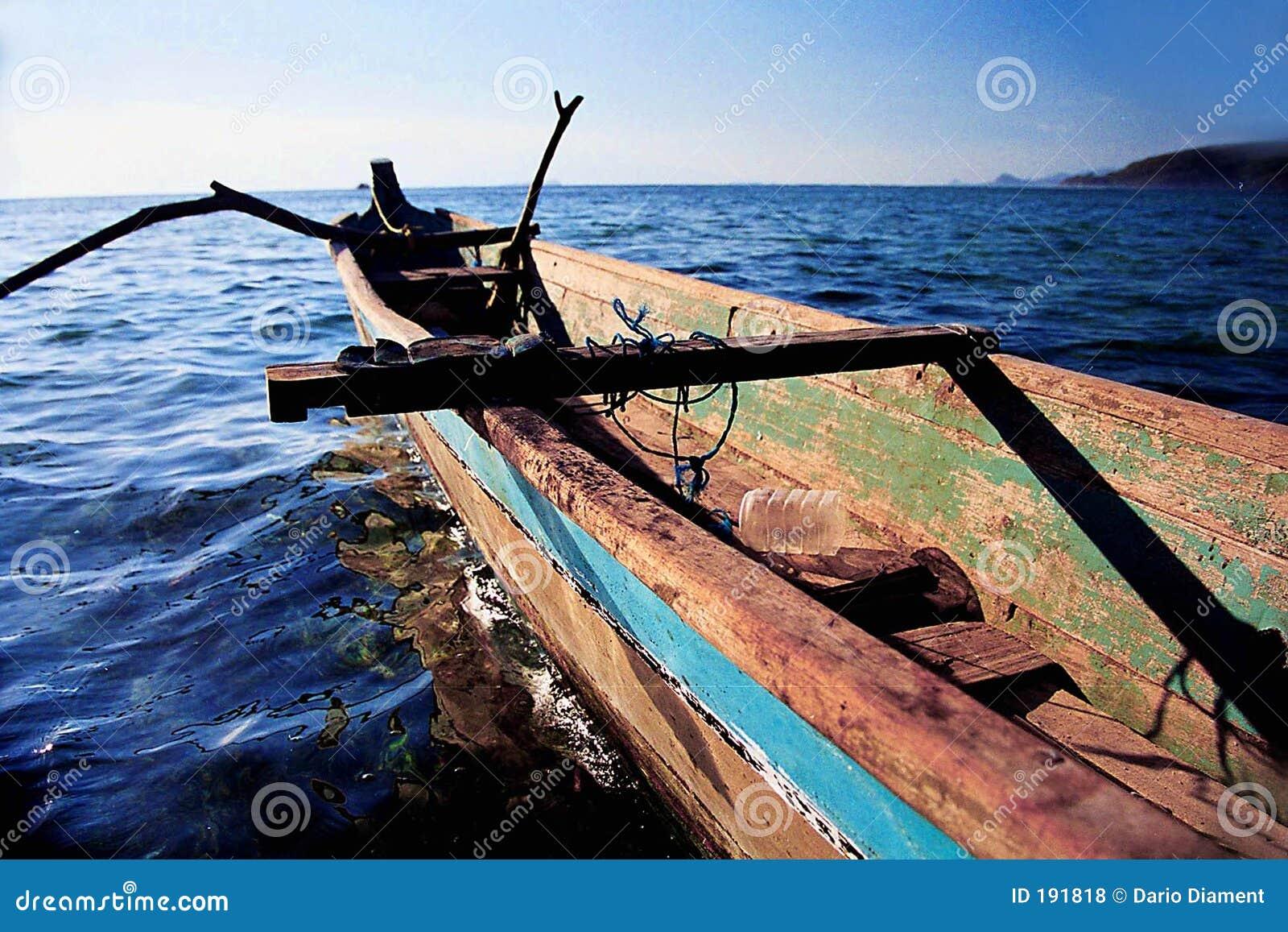 Barco del pescador