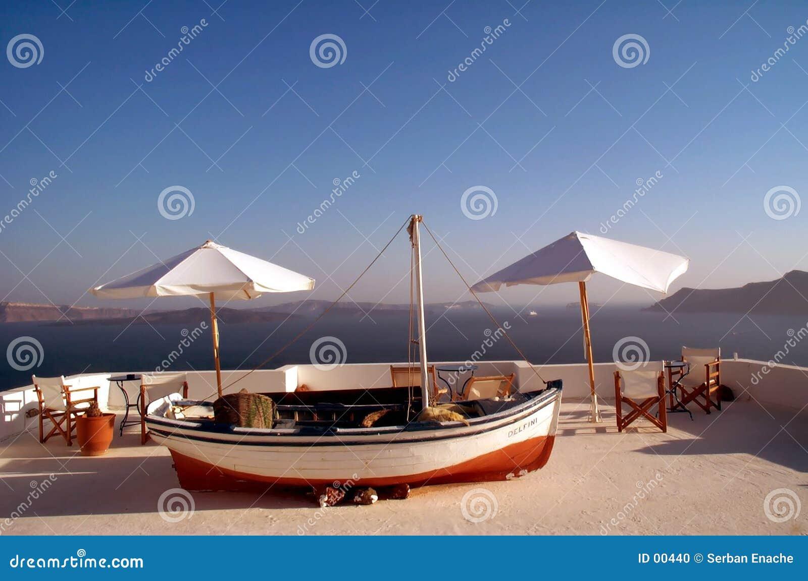 Barco e tabelas