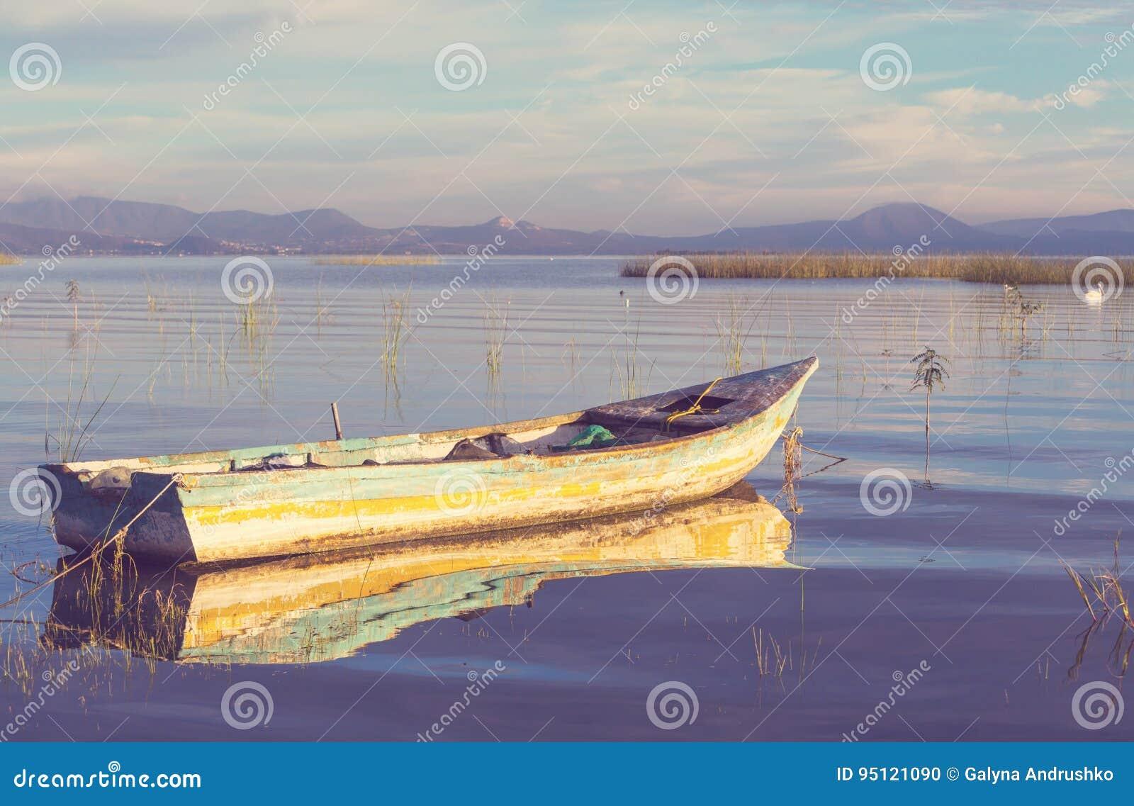 Barco em México