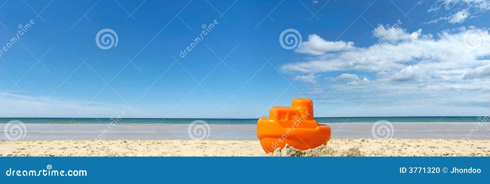Barco ideal a praia