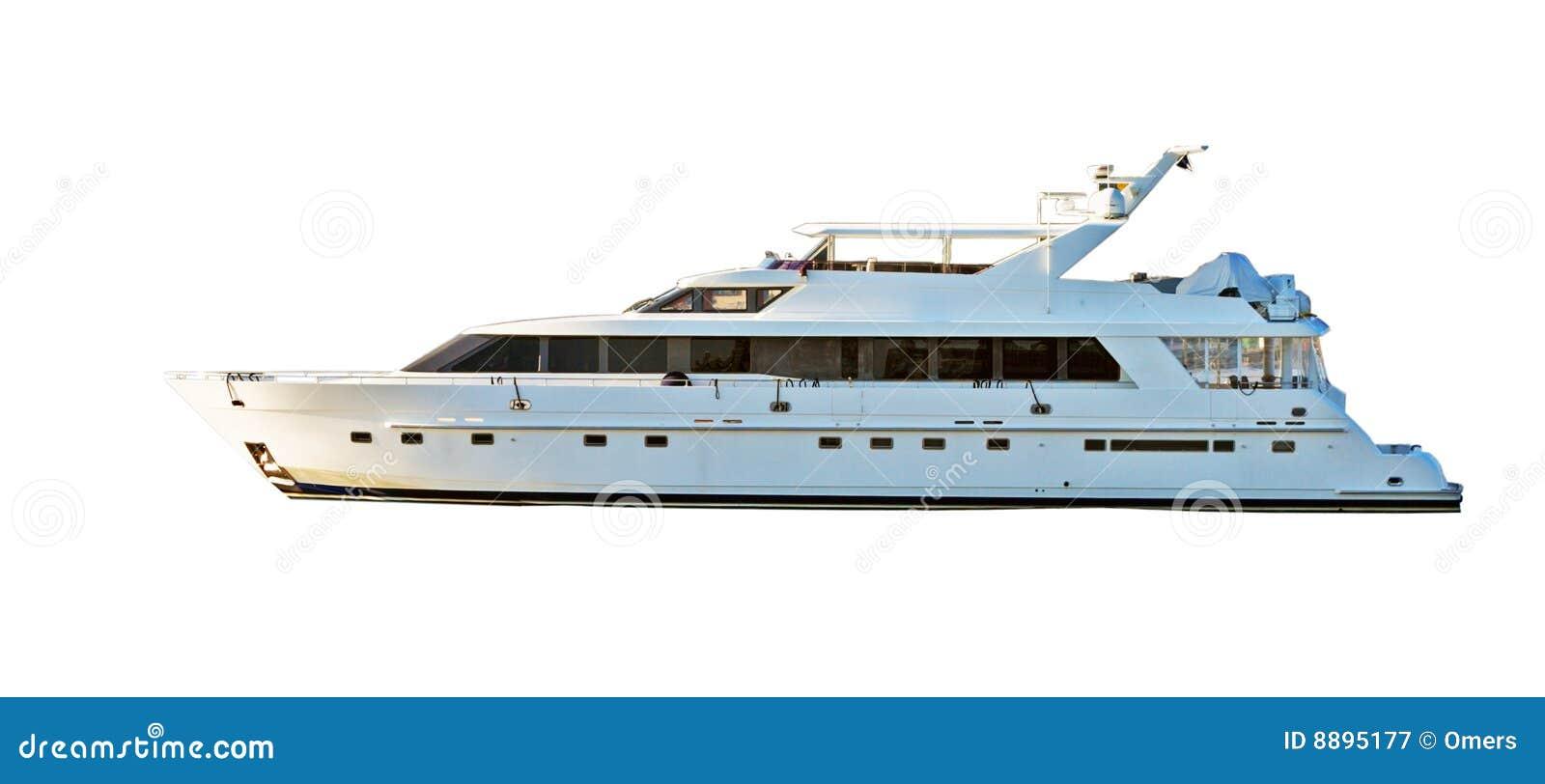 Barco isolado