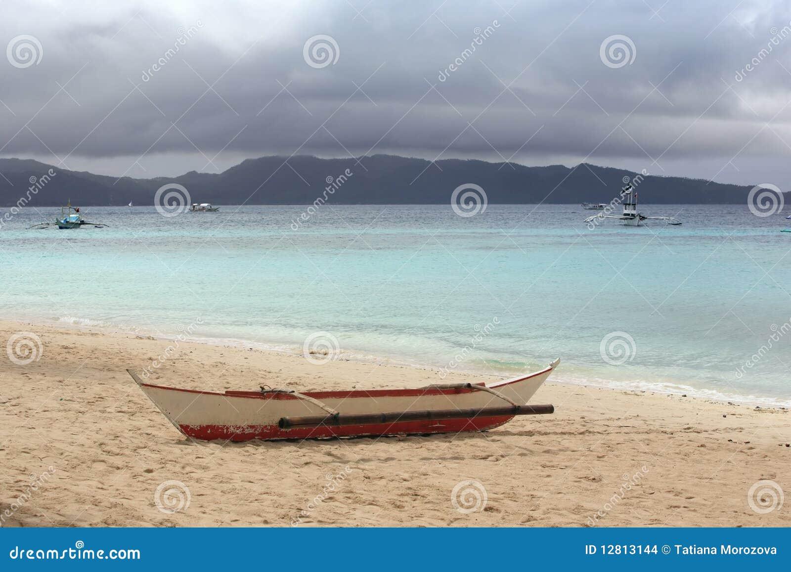 Barco só