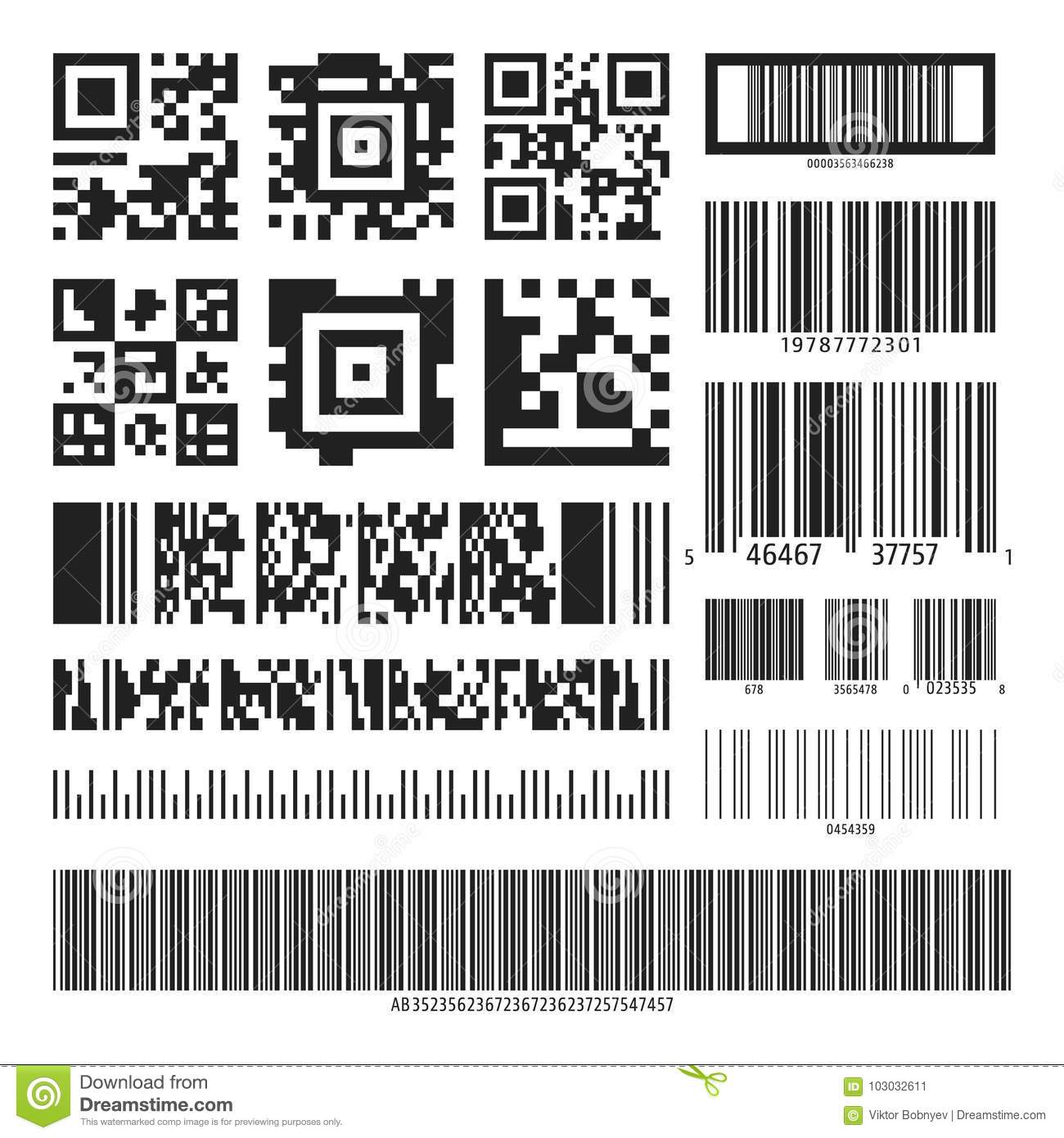 Barcode Cartoons, Illustrations & Vector Stock Images ...