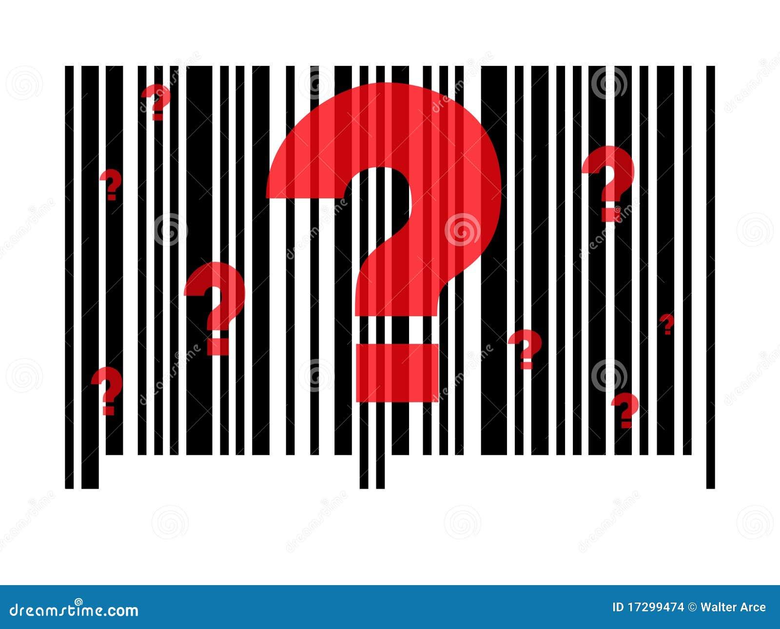 Barcode sporny