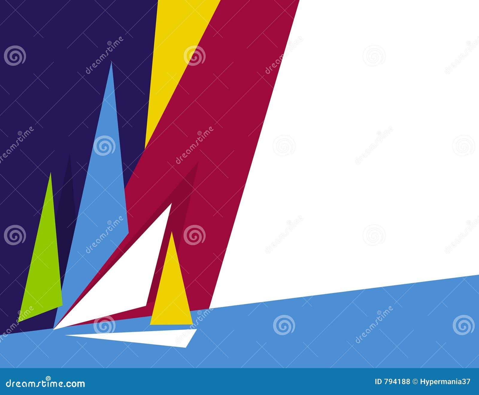 Barcos abstractos