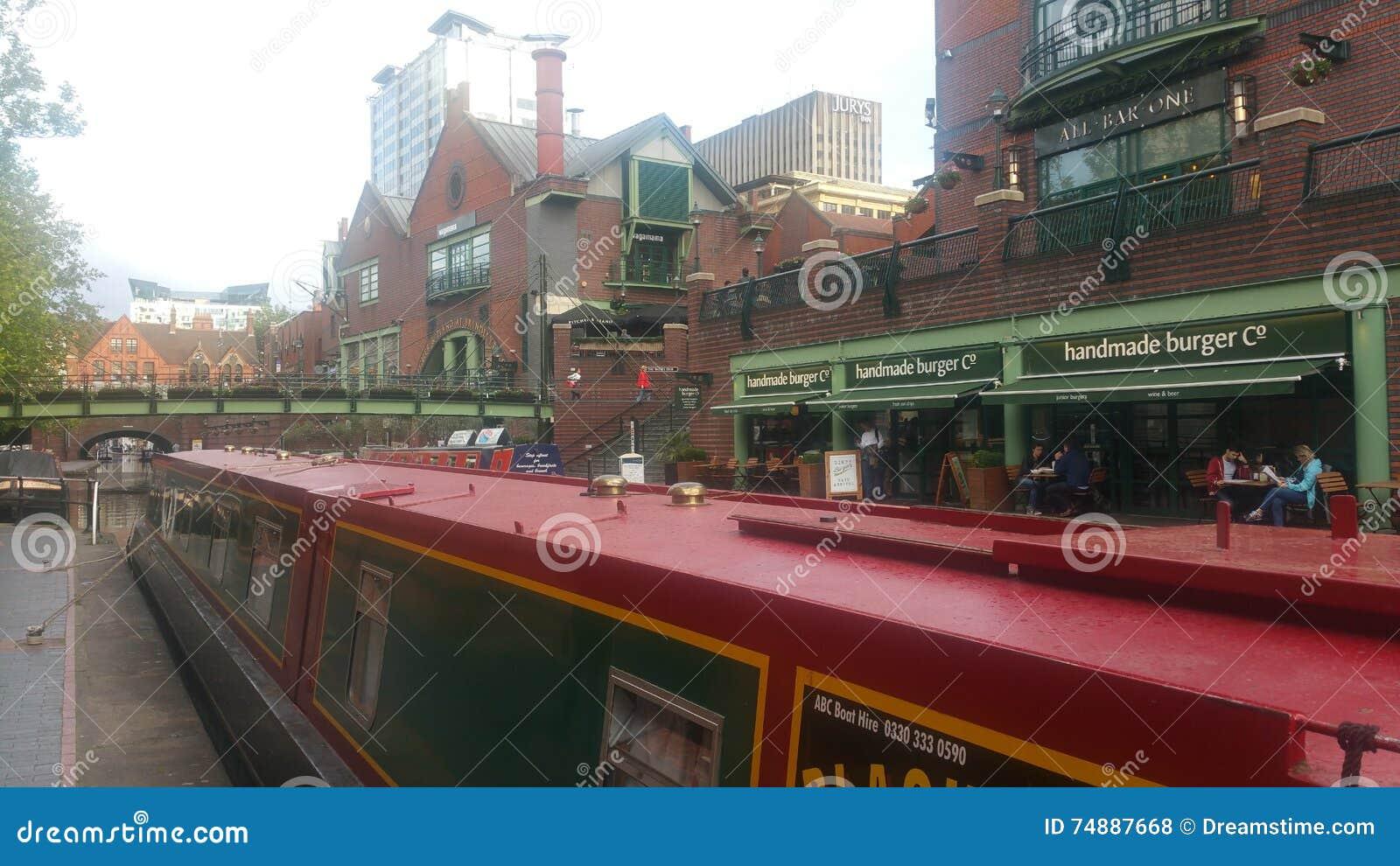 Barcos de Birmingham