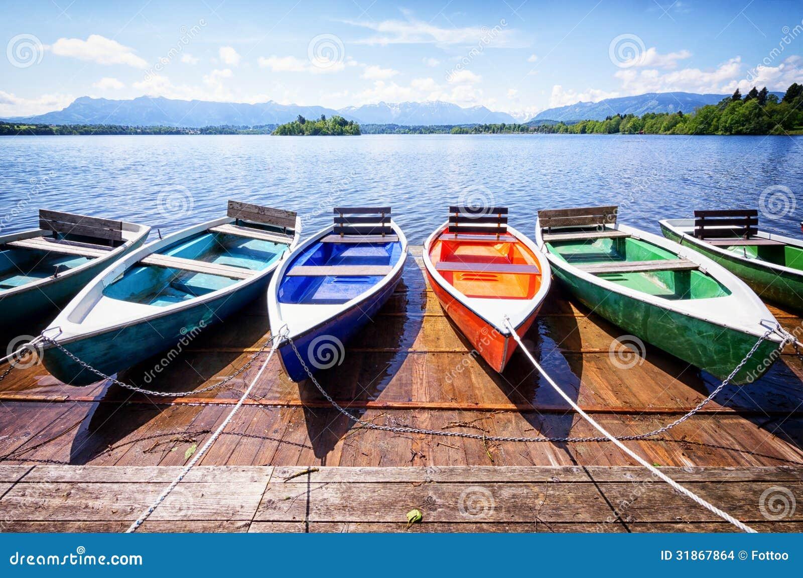 Barcos de fila