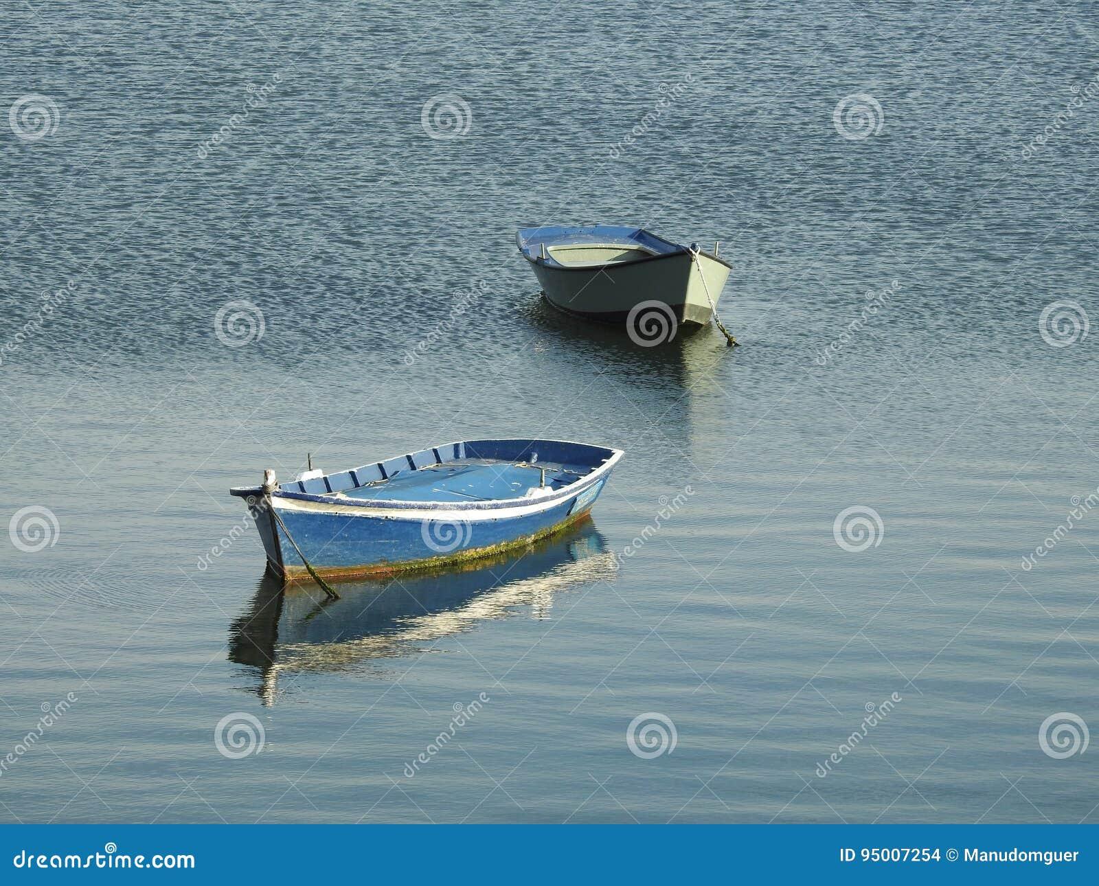 Barcos de flutuação
