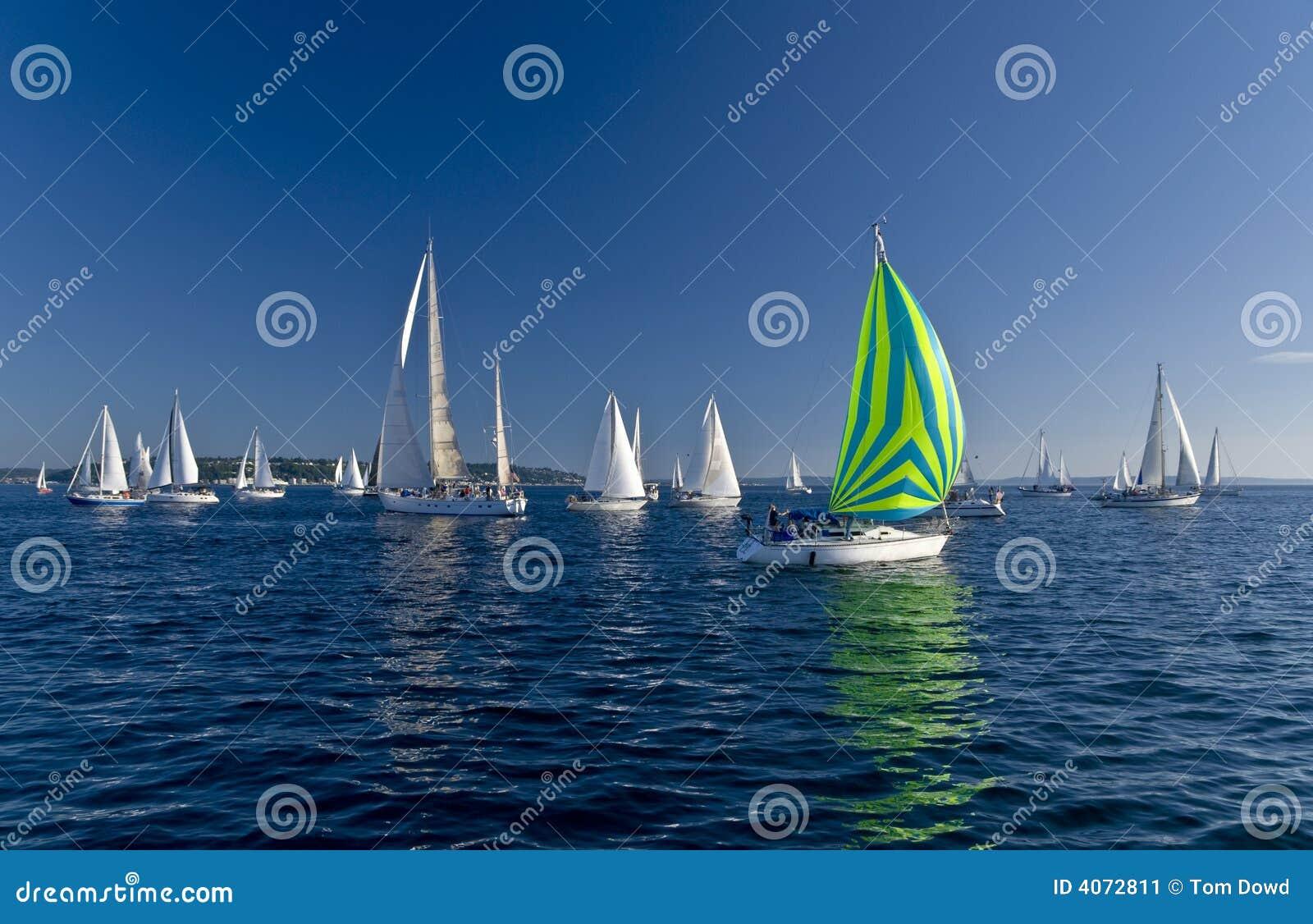 Barcos de navegación