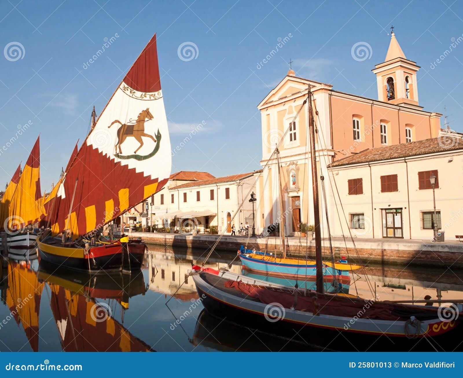 Barcos de vela históricos