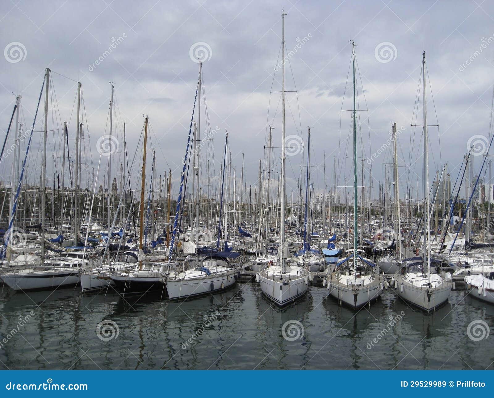 Barcos em Spain