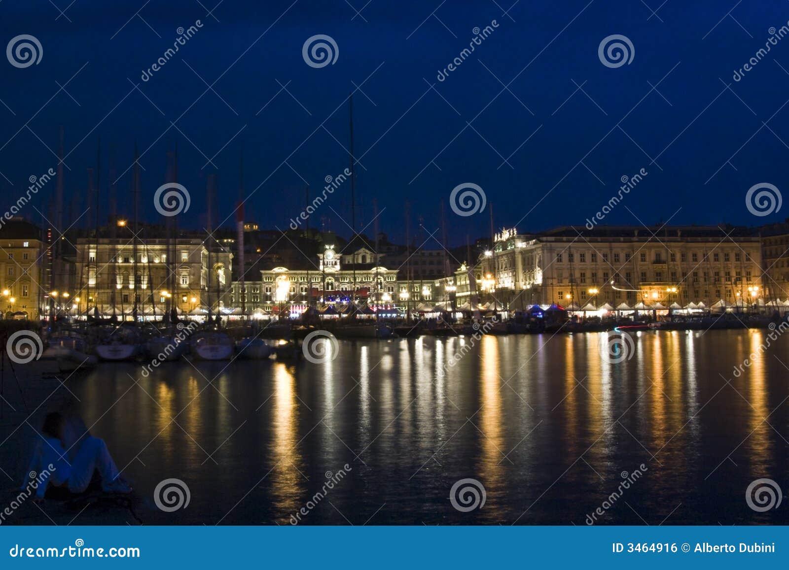 Barcos en Trieste
