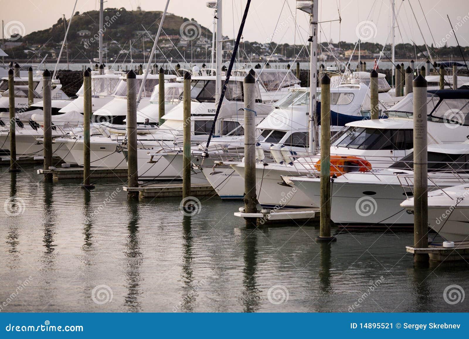Barcos no louro