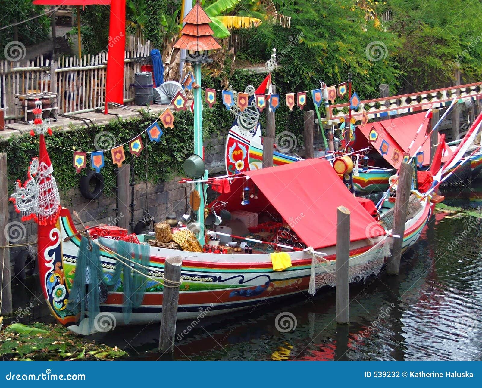 Barcos orientais