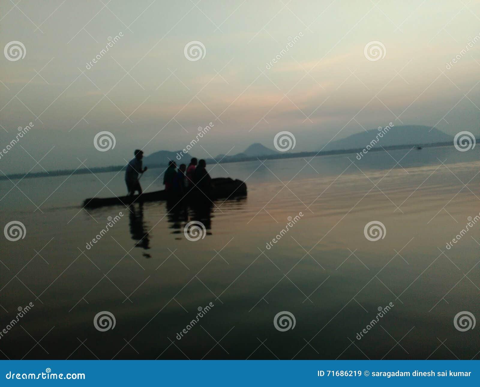 Barcos que fluyen