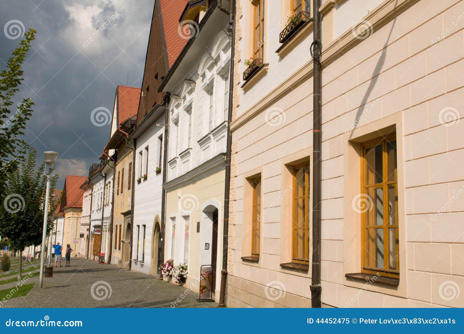 Bardejov - cidade do unesco