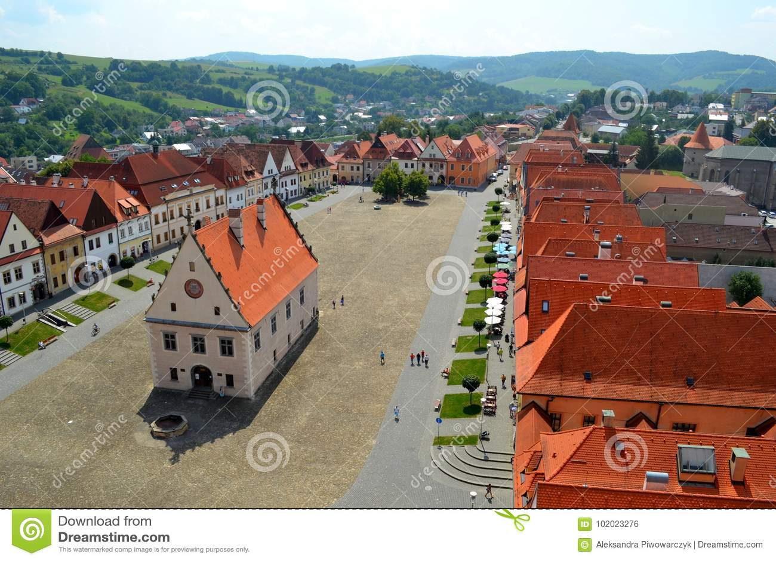 Bardejov, Slowakei