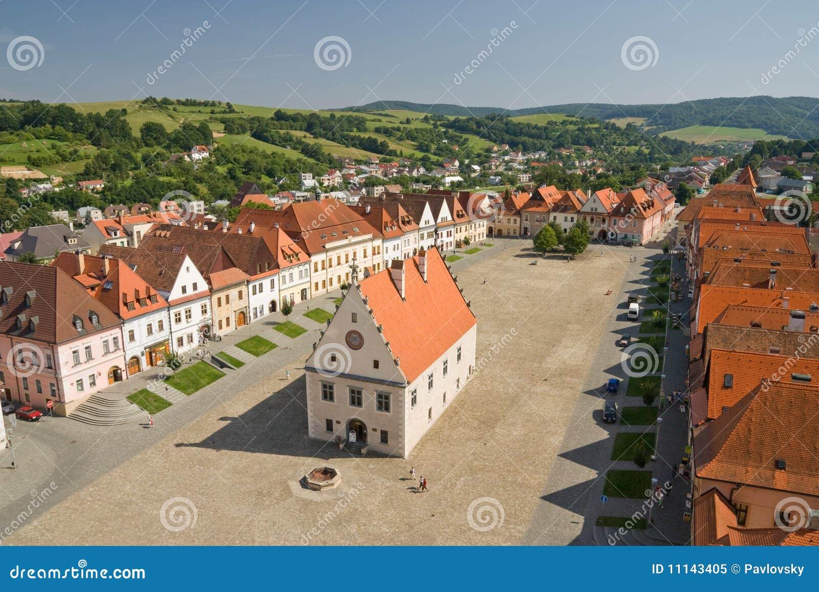 Bardejov - unesco town