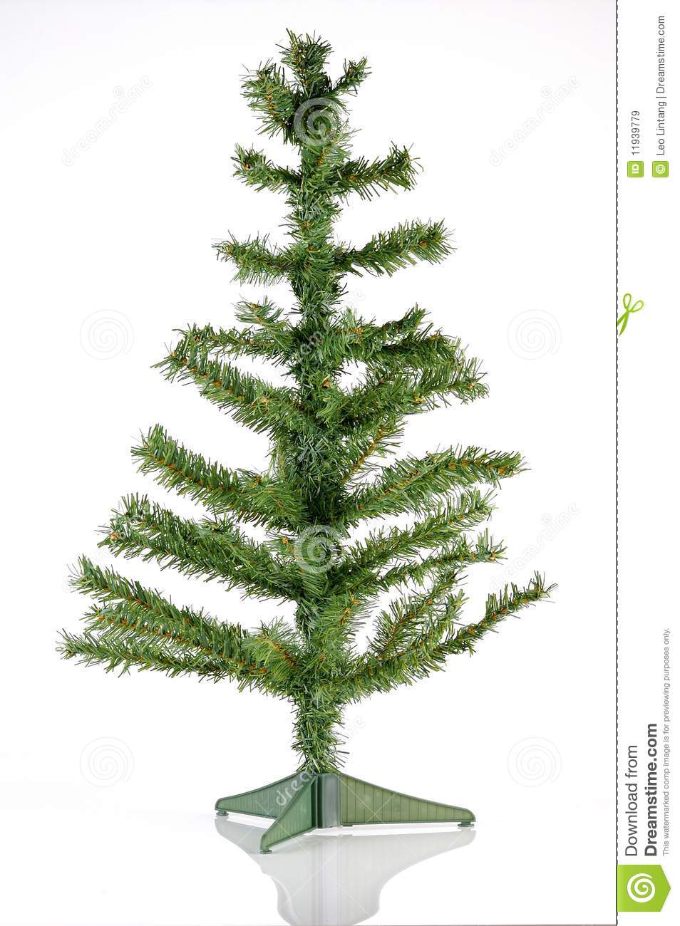 Bare Christmas Tree Royalty Free Stock Images - Image ...
