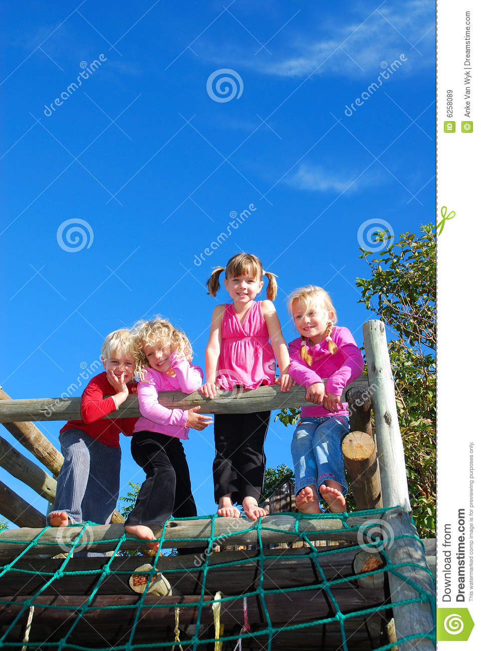 Bare Feet Kids Royalty Free Stock Images Image 6258089