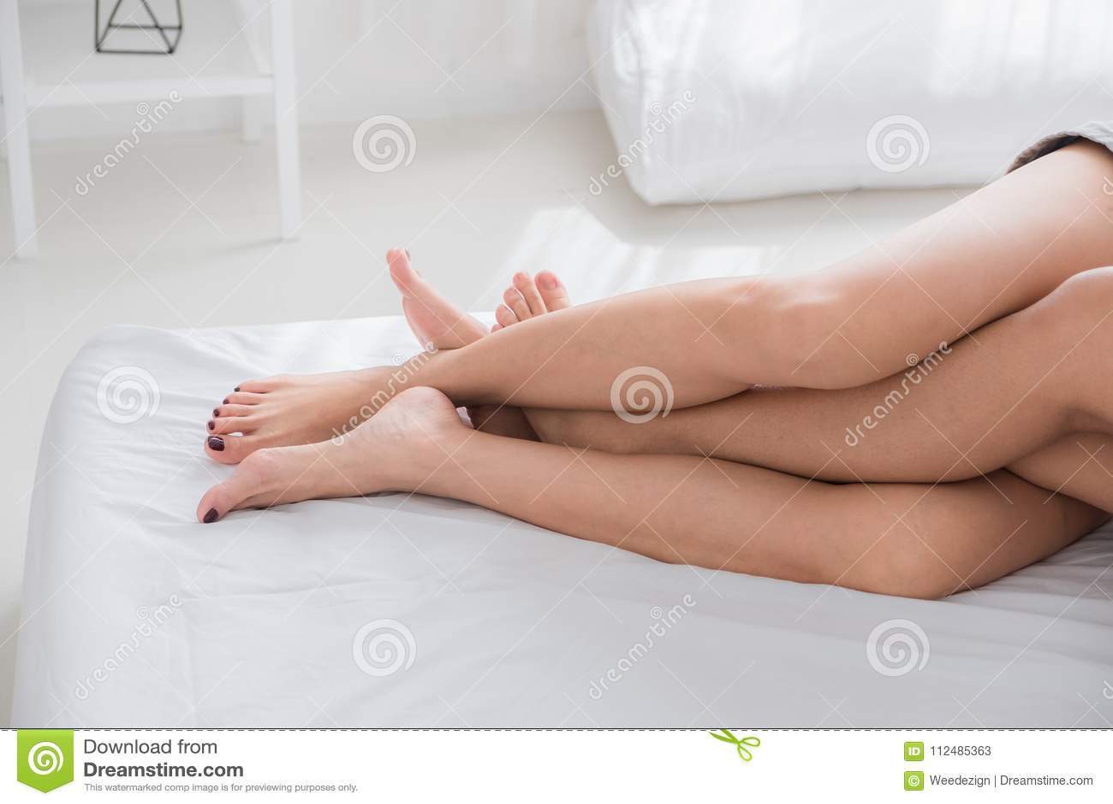 lesben massage