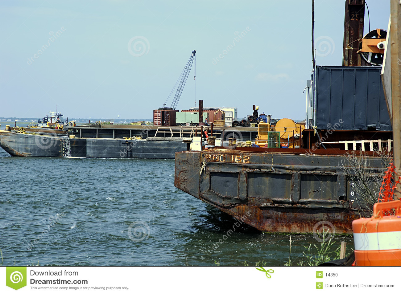 Barges
