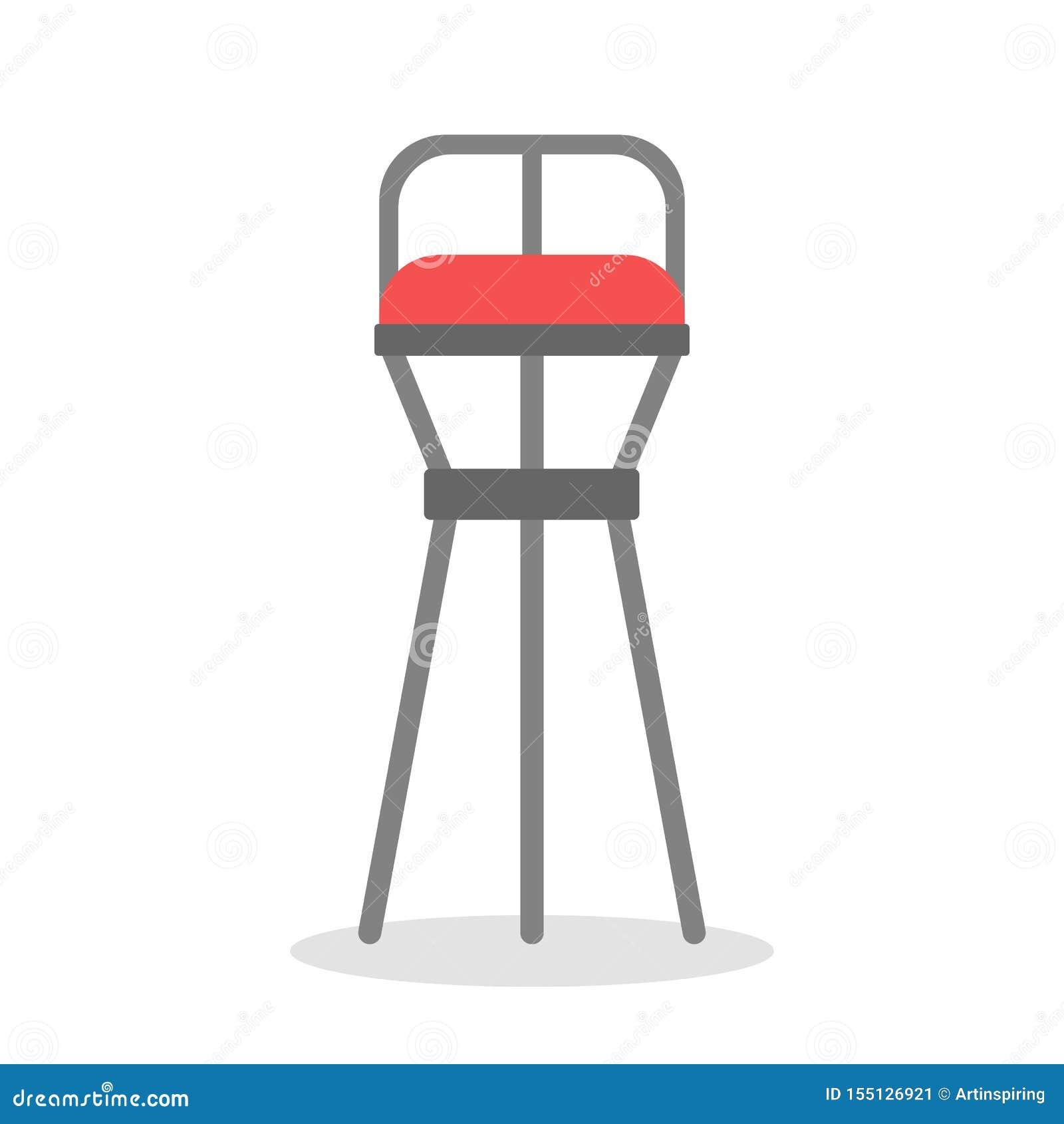 Barhocker Hoher Stuhl für Café und Cafeteria Moderne M?bel