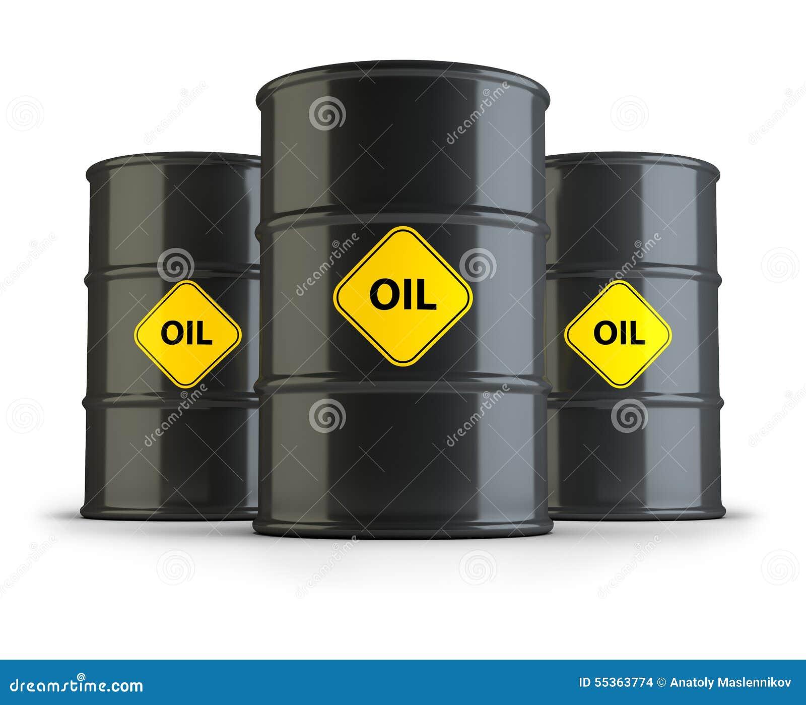Barili da olio