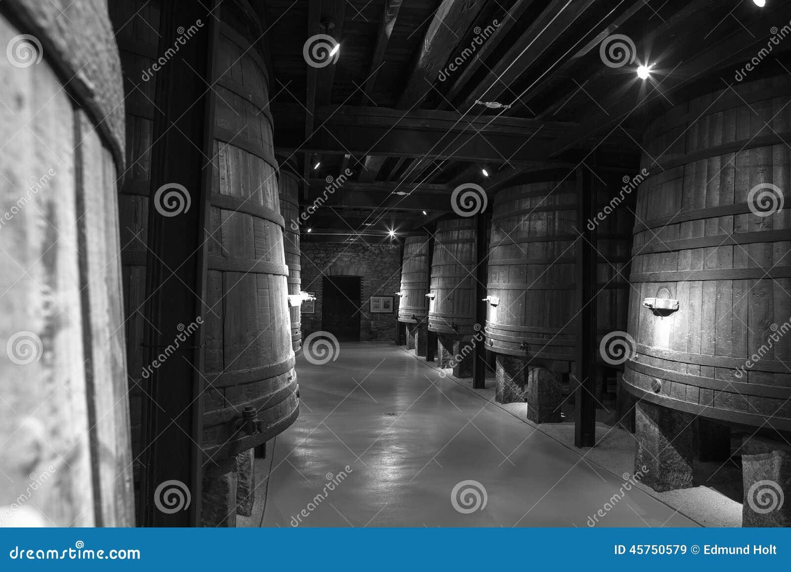 Barilotti di vino della quercia, La Rioja