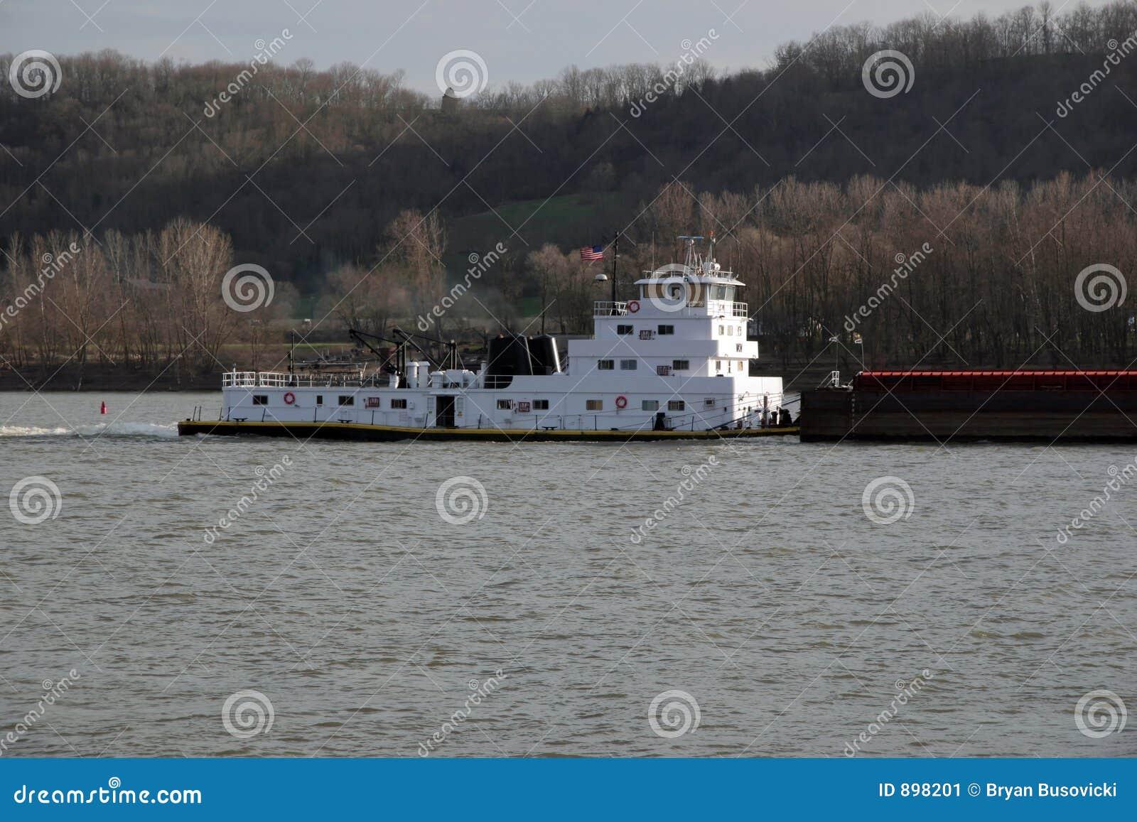 Barki holowniku
