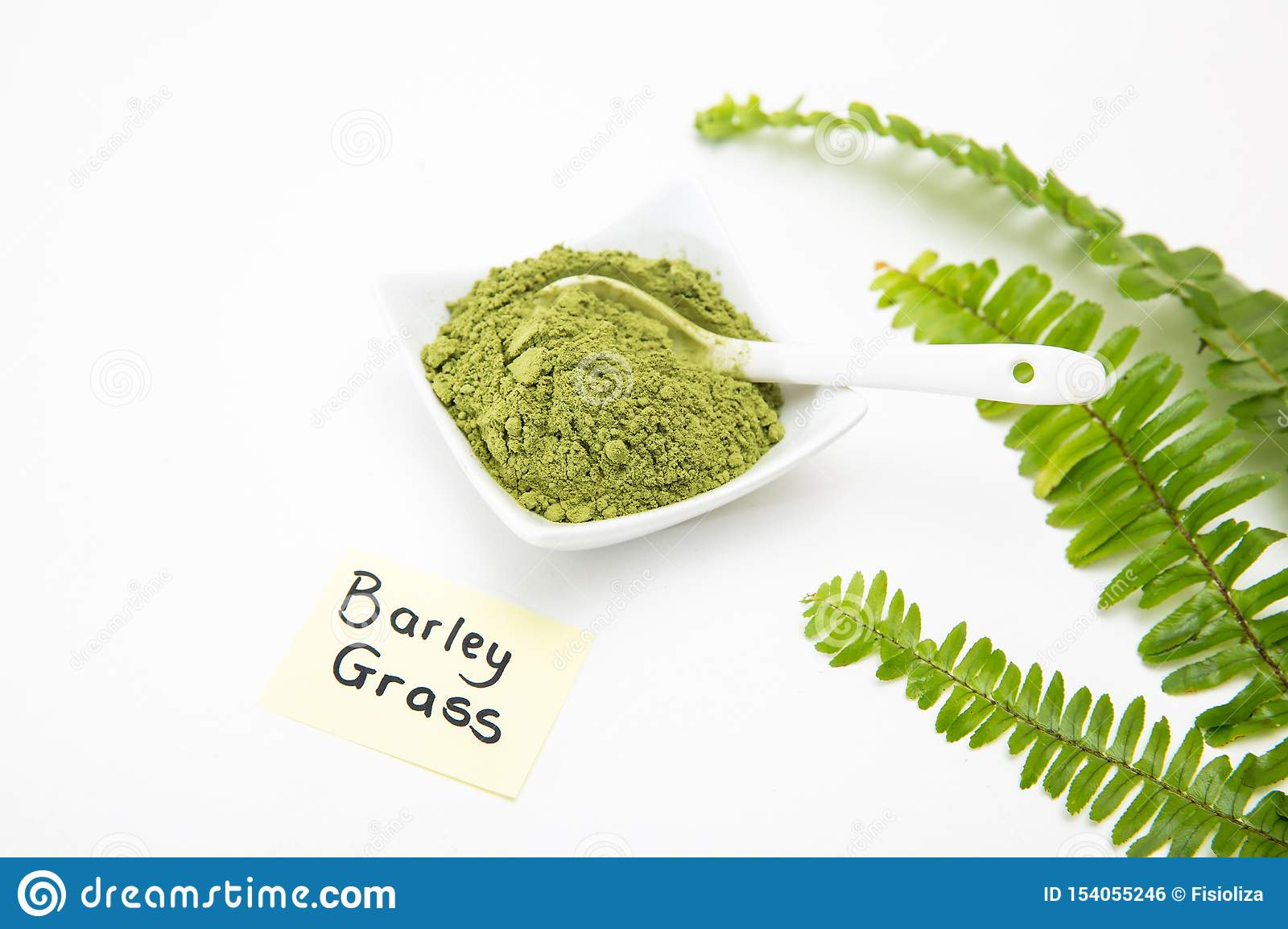 Barley Grass Green Powder, A Superfood For Health And