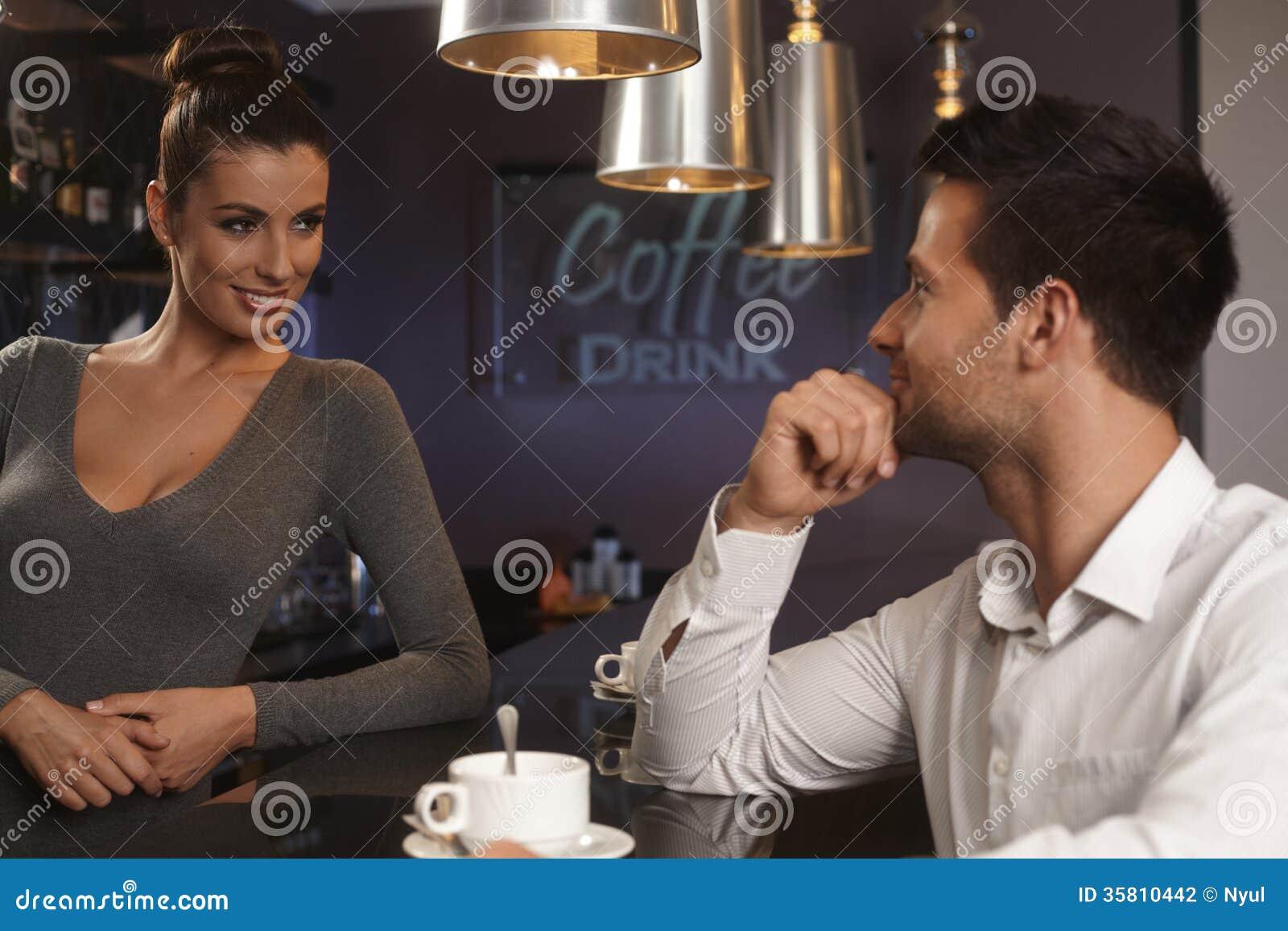 Mit mann flirten