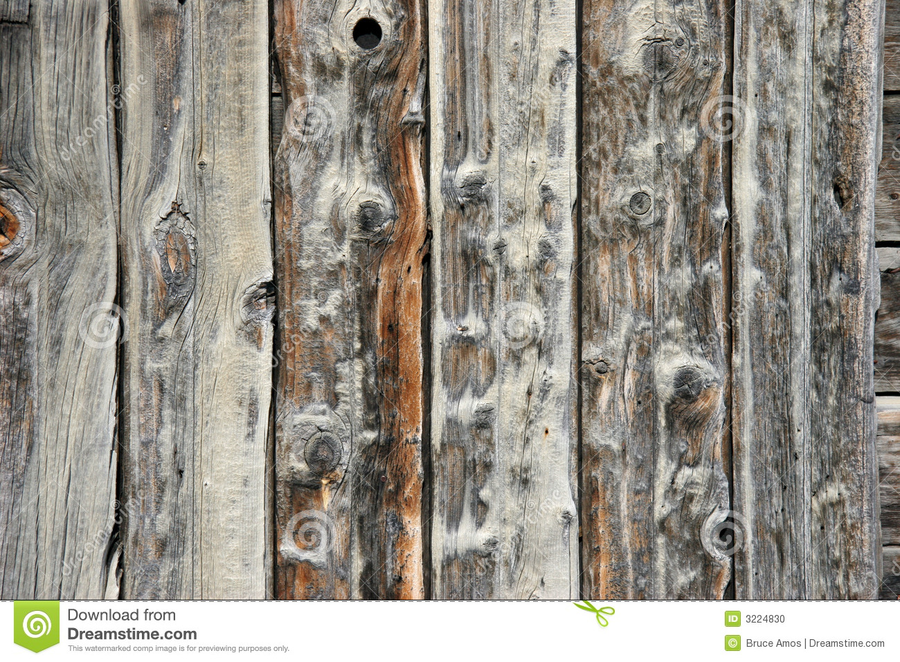 Barn Board Detail Stock Photo Image Of Outside Brad