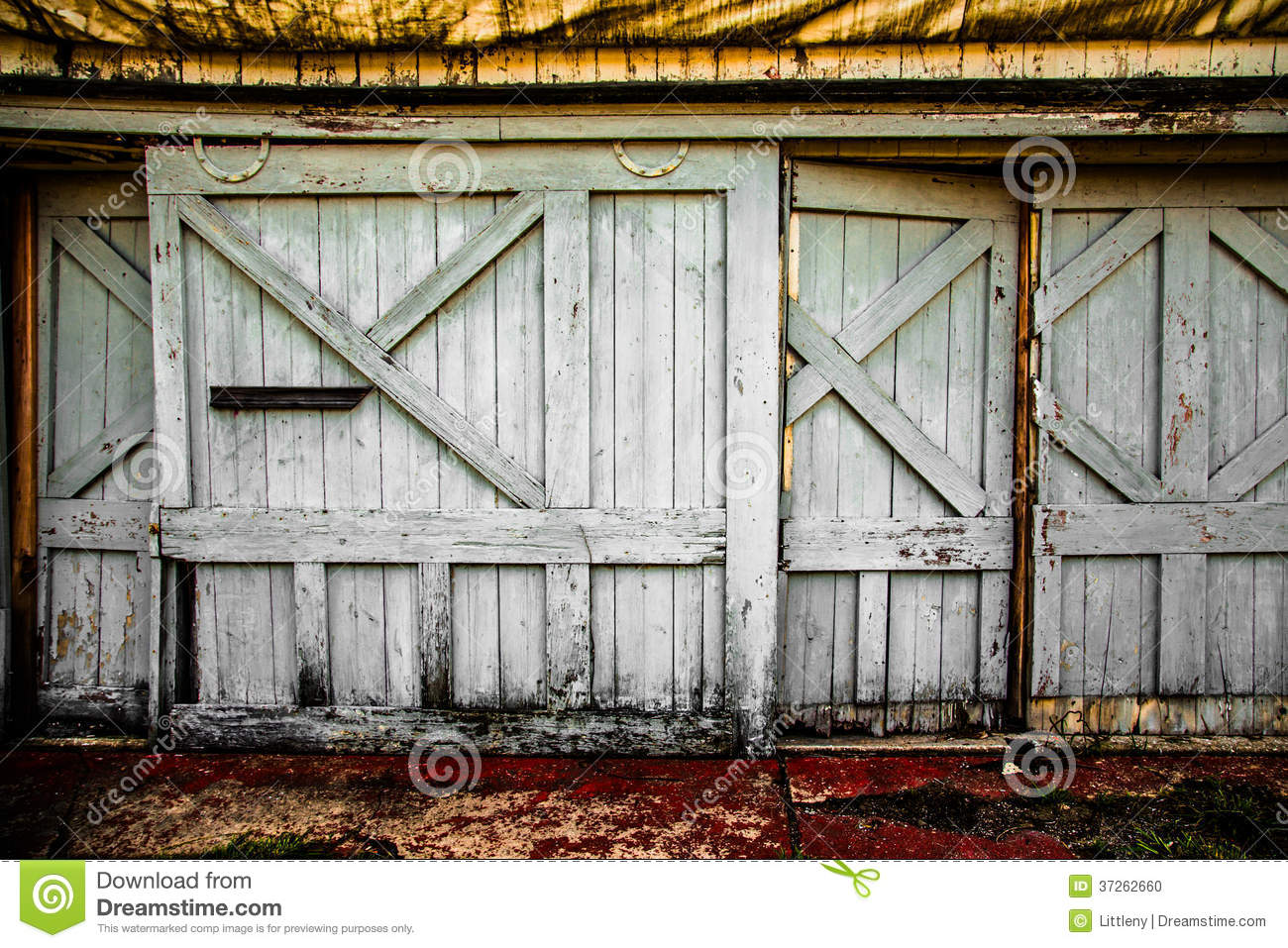 Barn Doors Stock Photo Image Of Architecture Wall Gate