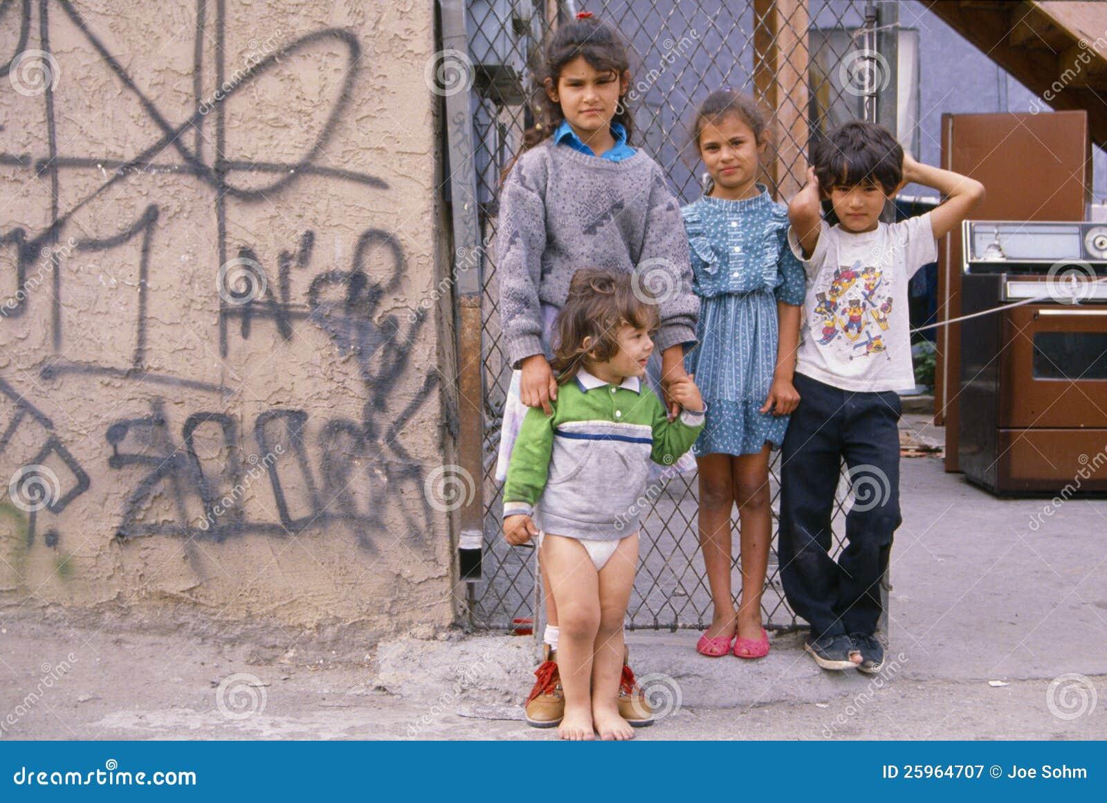 Barn i armod
