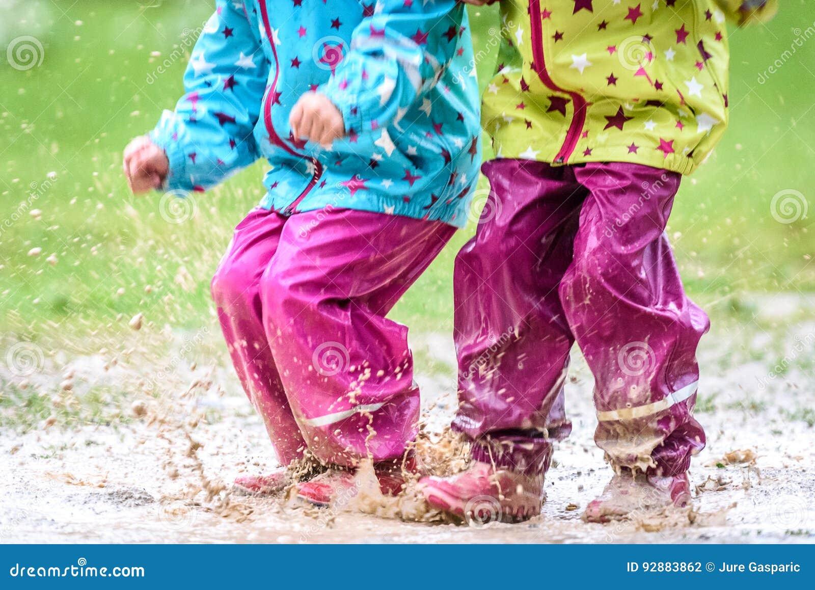regnkläder barn