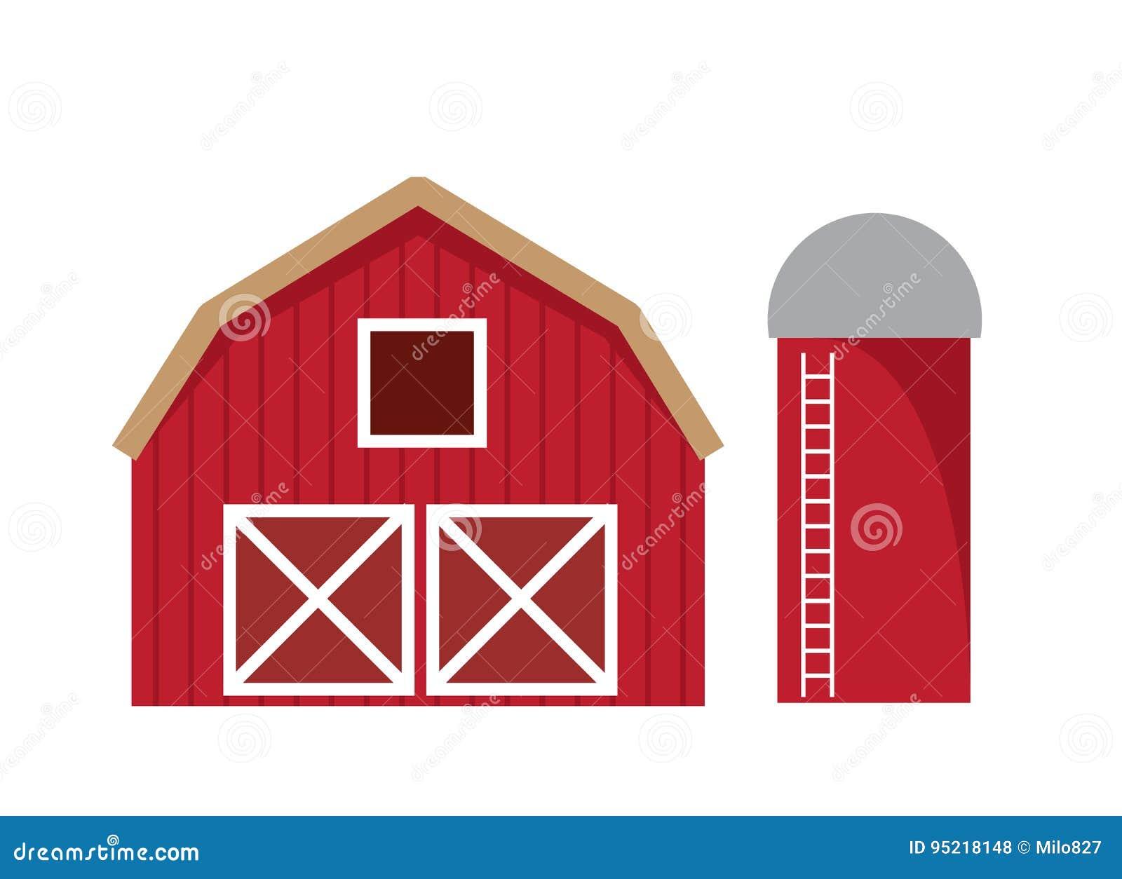 Barn Isolated