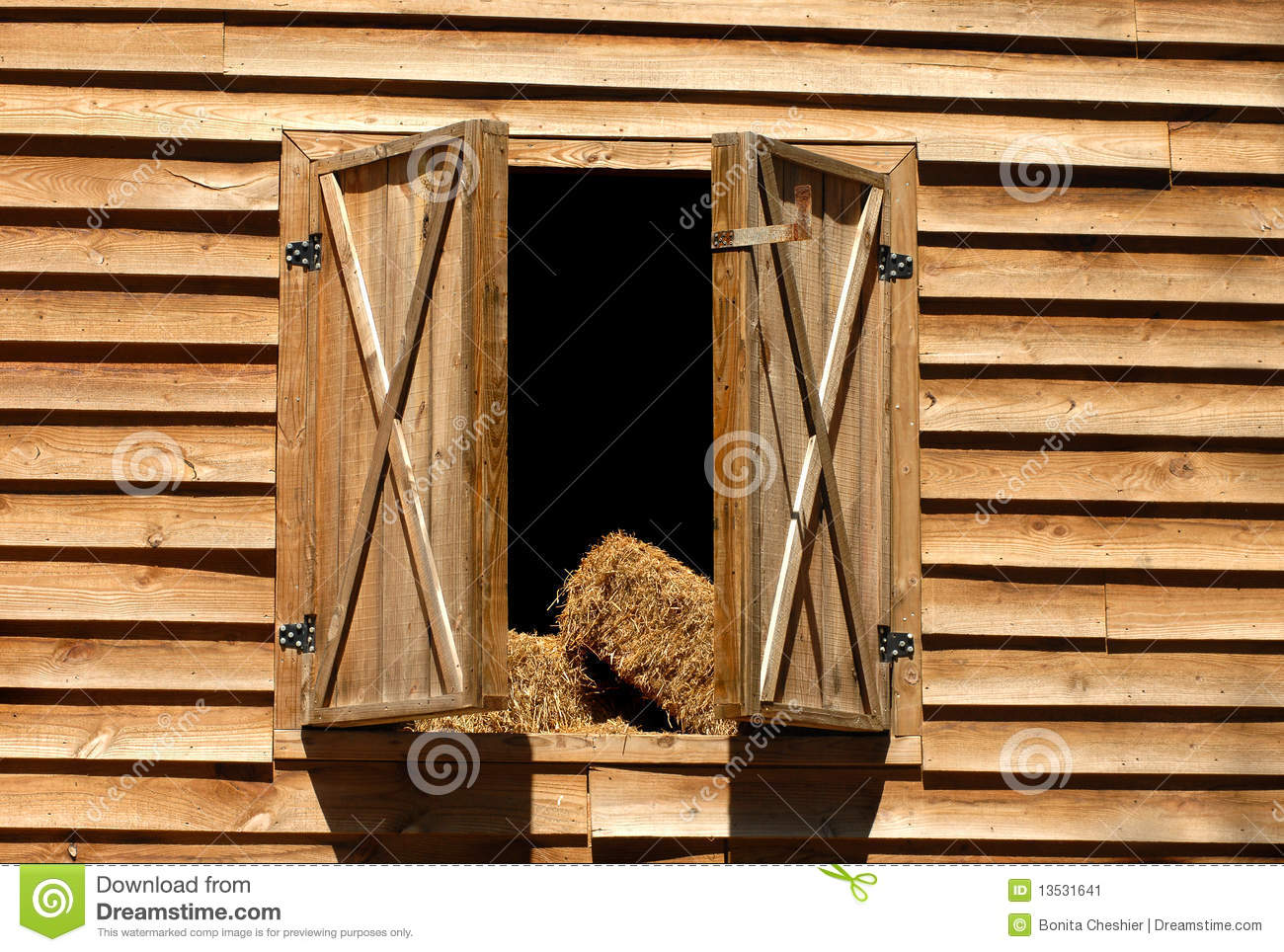 Barn And Loft Stock Image Image 13531641